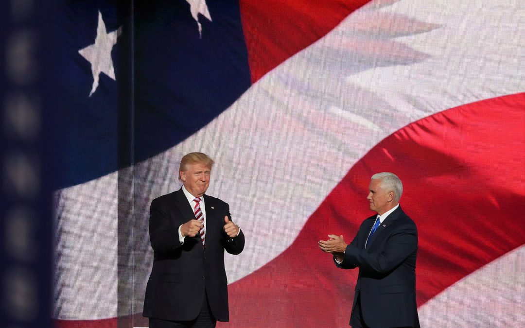 """Trump's """"America First"""" Foreign Policy Faces an Unceremonious Burial"""